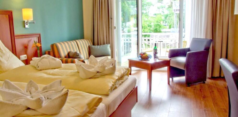 Strandhotel Baabe 3496