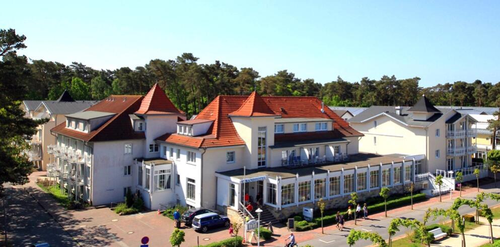 Strandhotel Baabe 3502
