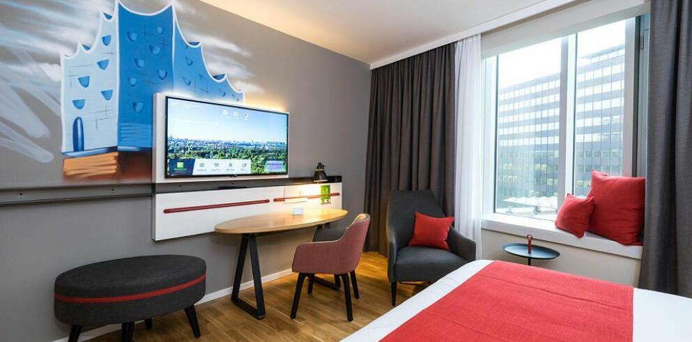 Holiday Inn Hamburg – City Nord 35069