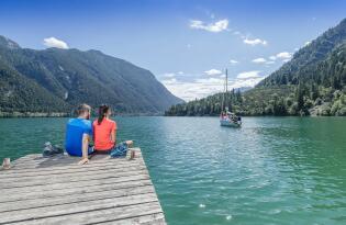 Vakantie in een nieuw Lifestyle-Hotel aan het mooiste meer van Tirol