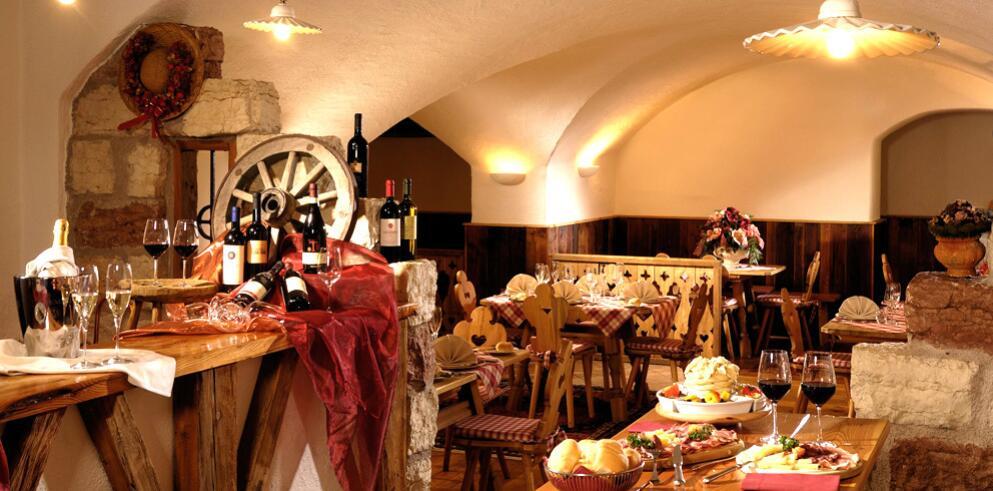 Palace Hotel Ravelli Mezzana Italien