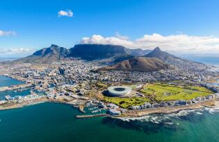 Prachtbauten, tropische Inseln und die Reise zum Kap der guten Hoffnung