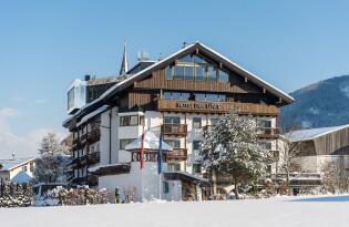 Pure Wohlfühlatmosphäre in traumhafter Bergkulisse des Salzburger Landes
