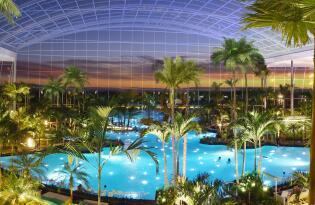 Thermen & zwemparadijs Sinsheim met overnachting in een premium hotel