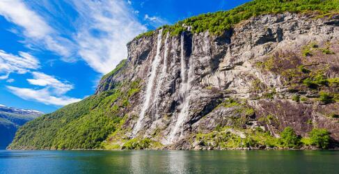 Norwegen Kreuzfahrt