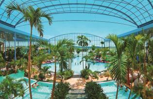 Thermen & Badewelt Sinsheim mit Übernachtung im 4* Hotel