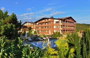 4*S Romantik Hotel FREUND & SPA-Resort