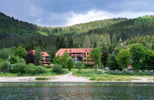 4* Wellnesshotel Auerhahn am Schluchsee