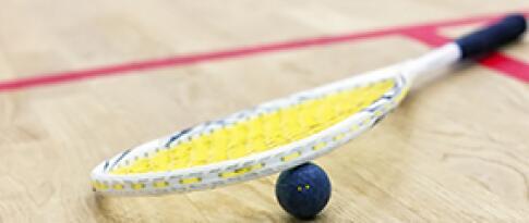 Squash Court (45 Min.)