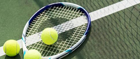 Tennis Court (60 Min.)