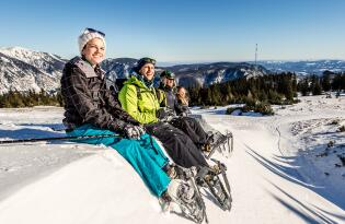 Einzigartiger Wellness-und Wanderurlaub im Winterparadies an der Rax