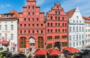 Wohlfühlstunden inmitten des Stralsunder Altstadtcharmes