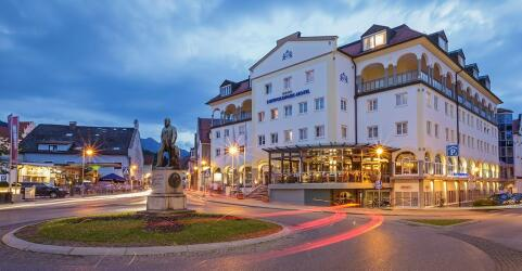 Luitpoldpark-Hotel 0