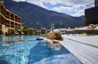 Entspannung der Superlative am Tiroler Achensee