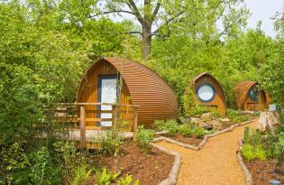 Glamouröses Camping und Wellness in der herrlichen Natur des Saarlandes