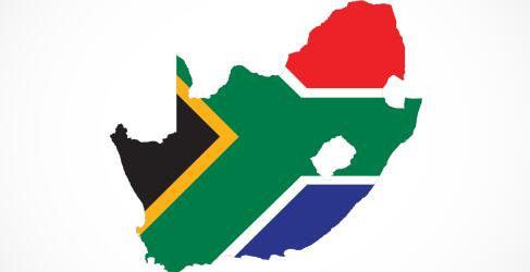 Südafrika Rundreise Map