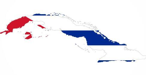 Kuba Karte