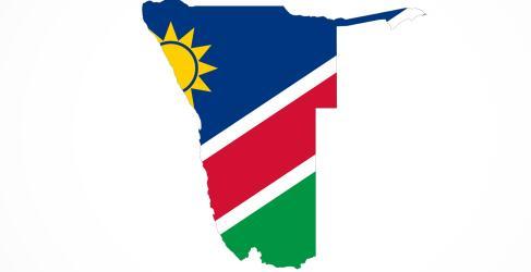 Namibia Rundreise Karte