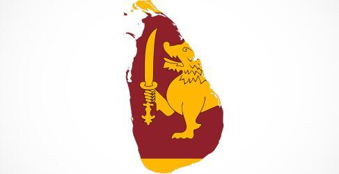 Sri Lanka Rundreisen Map