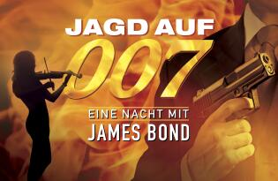 James Bond in Concert 2019 - Tickets und Hotelübernachtung