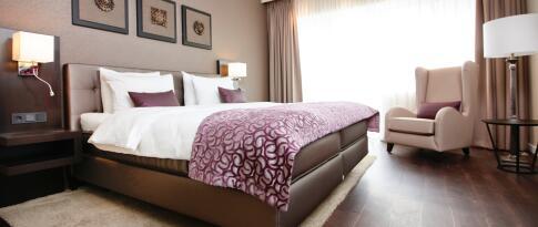 Komfort Doppelzimmer mit Seeblick