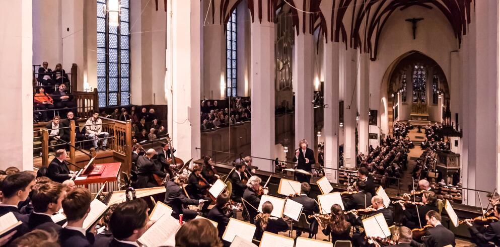 Thomanerchor - Weihnachtsoratorium Leipzig 37275