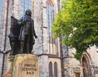 Johann Selbastian Bach Leipzig