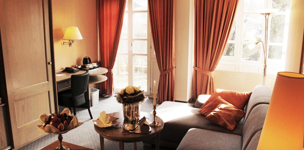 Romantisches Hotel Menzhausen 37299