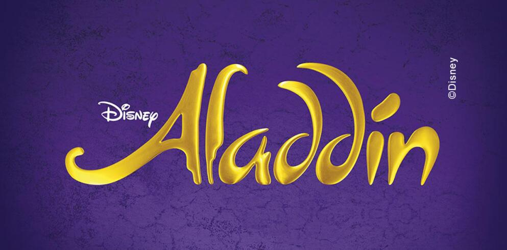 Disneys ALADDIN Musical Stuttgart 37338