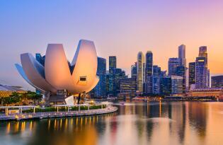 Mit dem neuen Premium-Schiff von Royal Caribbean von Dubai nach Singapur