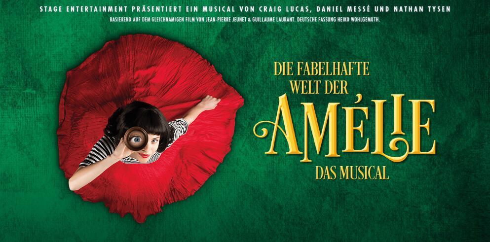 Die fabelhafte Welt der Amélie - Das Musical München 37709
