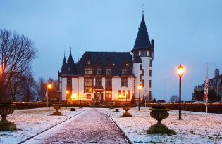 Romantische Auszeit im geschichtsträchtigen Schlosshotel an der Müritz