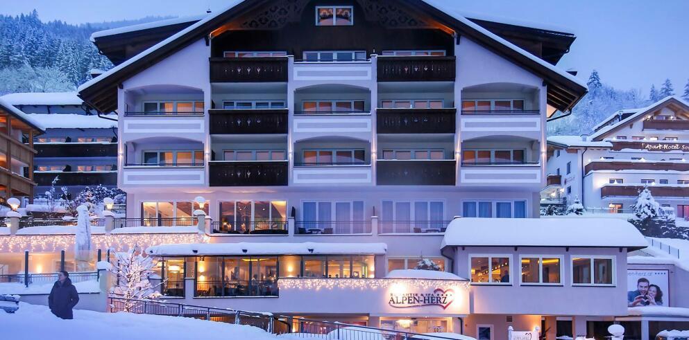Alpen-Herz Hotel 37869