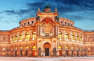 Semperoper Dresden Tickets mit 4-oder 5-Sterne Hotel