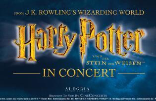 Harry Potter in Concert am 26.04.19 in Hamburg