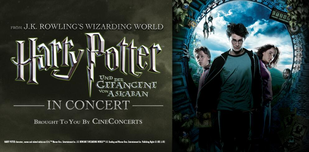 Harry Potter und der Gefangene von Askaban in Concert - Leipzig 37992