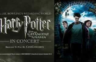 Magische Momente mit Harry Potter und dem großen Symphonie-Orchester