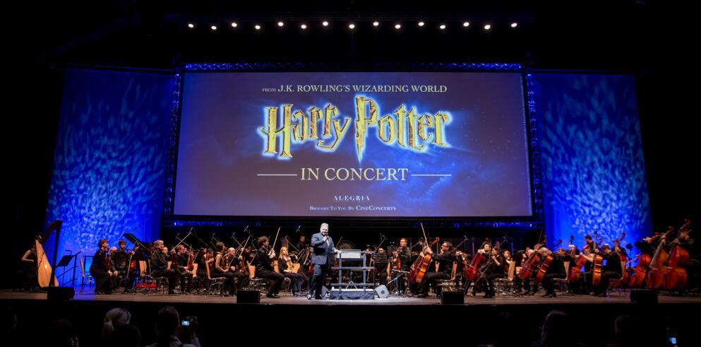 Harry Potter und der Gefangene von Askaban in Concert - Leipzig 38052
