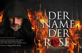 Umberto Ecos »Der Name der Rose« - jetzt als Musical + Hotelübernachtung