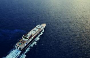 8 Tage Ärmelkanal Kreuzfahrt mit der MS Vasco da Gama