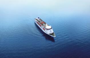 15 Tage Ostsee Kreuzfahrt mit der MS Columbus