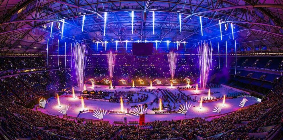 Biathlon auf Schalke 38222