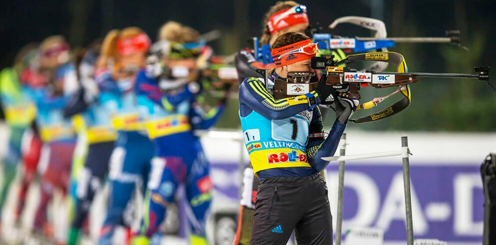 Biathlon auf Schalke 38228