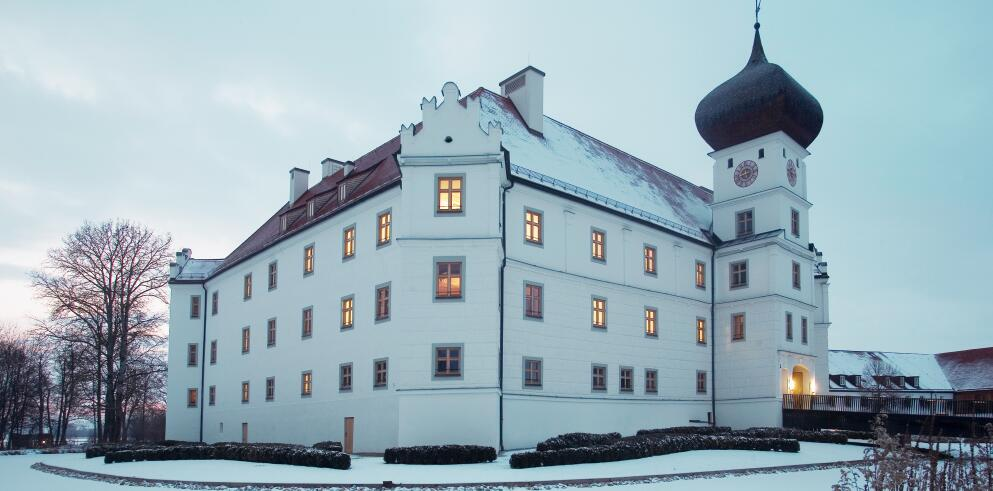 Schloss Hohenkammer 38240