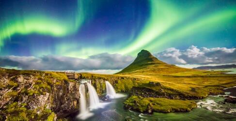Island Rundreise Pferde
