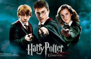 Magische Ausstellung der Hogwarts Filmsets mit authentischen Requisiten