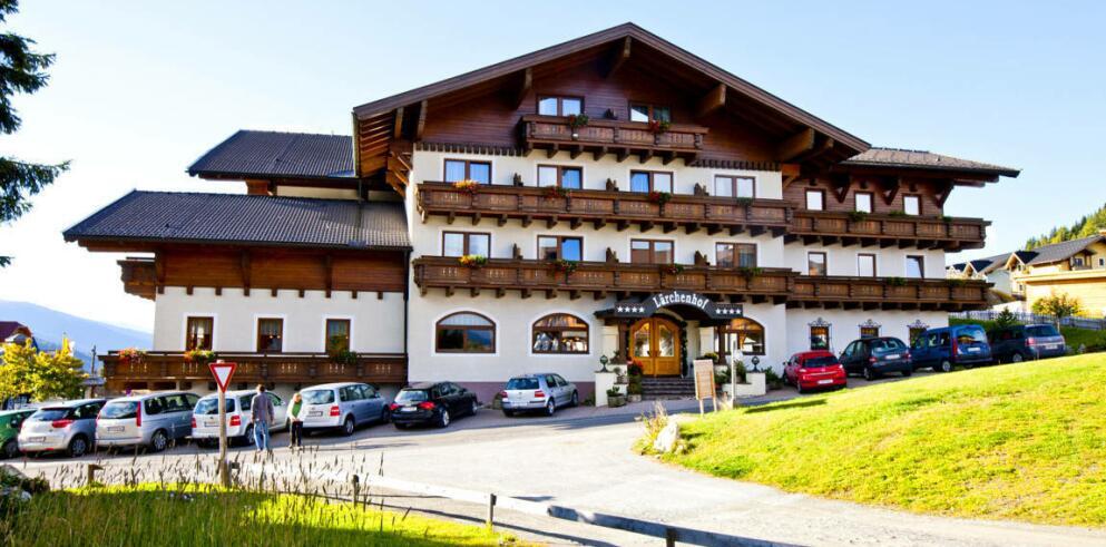 Hotel Lärchenhof Katschberg 3868