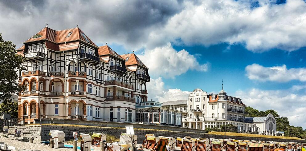 Hotel Schloss am Meer und Hansa Haus 38704