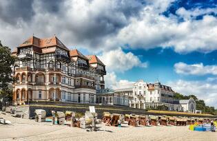 Hotel Schloss am Meer und Hansa Haus