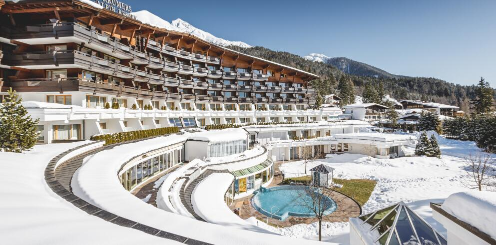 Krumers Alpin Resort & Spa 38754